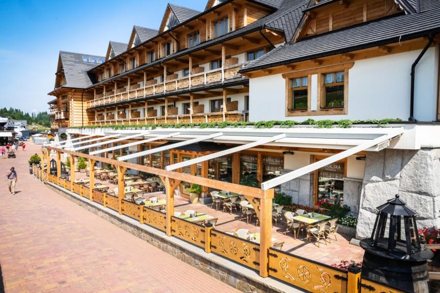 Hotel Bania, Białka Tatrzańska, Polen