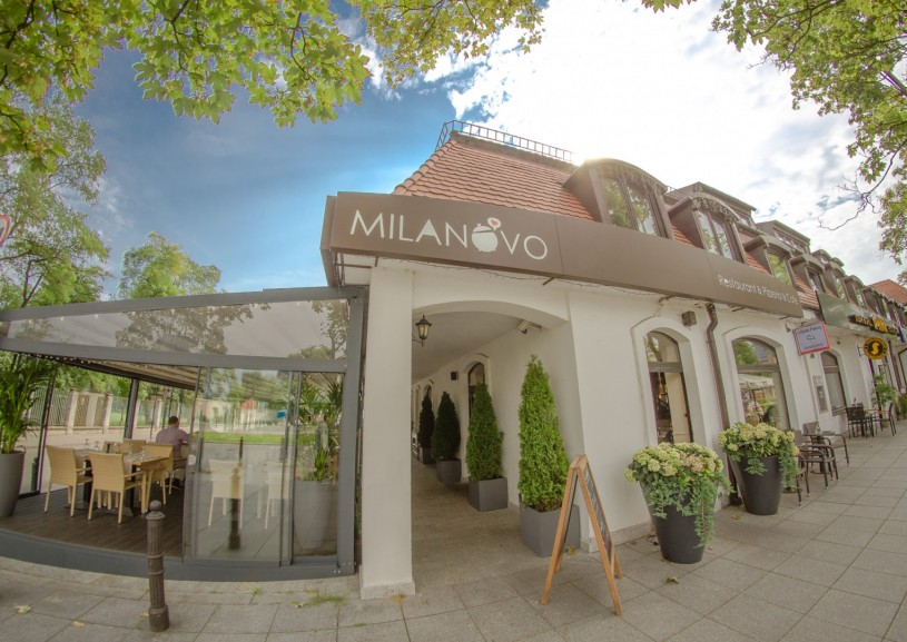 Restaurant Milanovo, Warszawa, Polen
