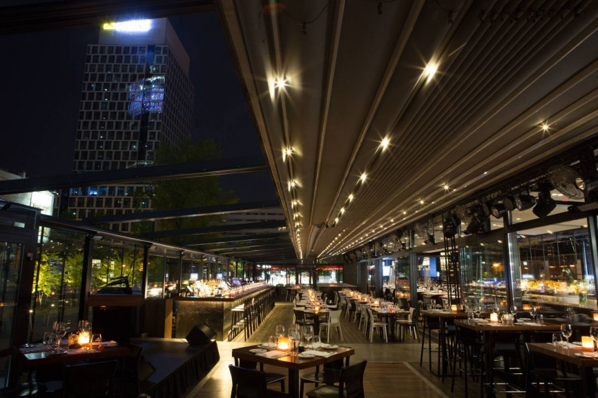 Restaurant STIXX Bar&Grill, Warszawa, Polen